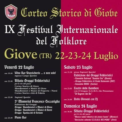 immagine Festival internazionale del folklore